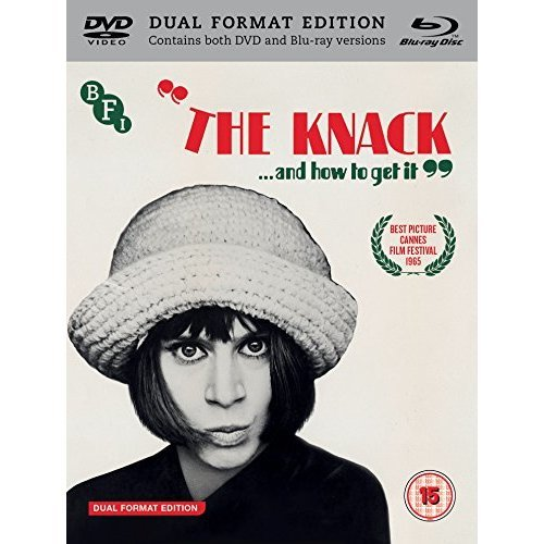 The Knack and How to Get It DVD + Blu-Ray [2018]