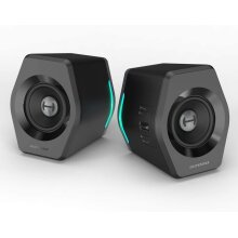 Edifier G2000 Gaming Speakers for Desktop, PC, Laptop, Mac, Computer Woofer Speakers Bluetooth, Bass Multimedia Speakers USB with subwoofer,