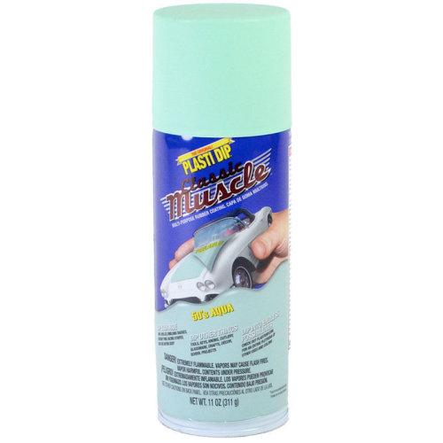 (50s Aqua) Plasti Dip Muscle Colours Spray Aerosol - PlastiDip