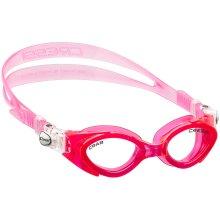 Cressi Swim Kids Crab Swimming Goggles - Pink