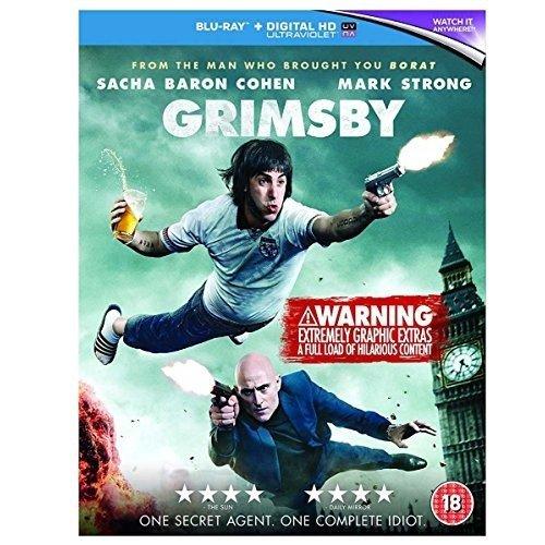 Grimsby Blu-Ray [2016]