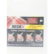 Redex Diesel Injector Cleaning Set of 4