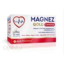 Magnez Gold Cardio 50 tab MAGNESIUM VITAMINA B6 Magnez NEOMAG MENMAG olimp