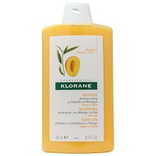 Klorane Shampoo with Mango Butter - Dry Hair , 13.5 fl. oz.