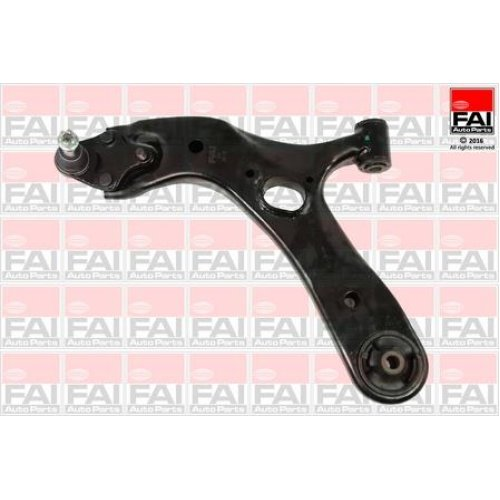 Front Left FAI Wishbone Suspension Control Arm SS8070 for Toyota Avensis 1.8 Litre Petrol (01/09-04/16)