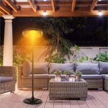 Freestanding outdoor patio heater