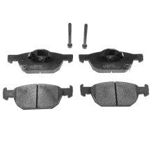 Blue Print ADH24290 brake pads with screws (Set of 4)