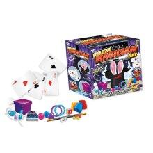 Deluxe Magicians Hat Magic Set 145 Tricks