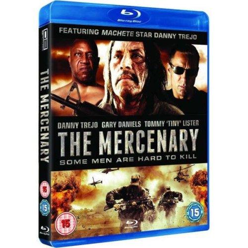The Mercenary Blu-Ray [2011]
