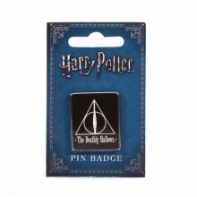 Harry Potter Badge The Deathly Hallows