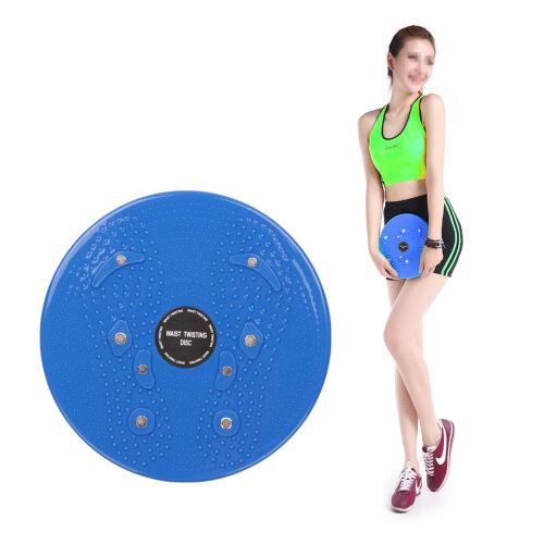 Twist Exercise Board Waist Torsion Disc Aerobic Fitness  Magnets UK