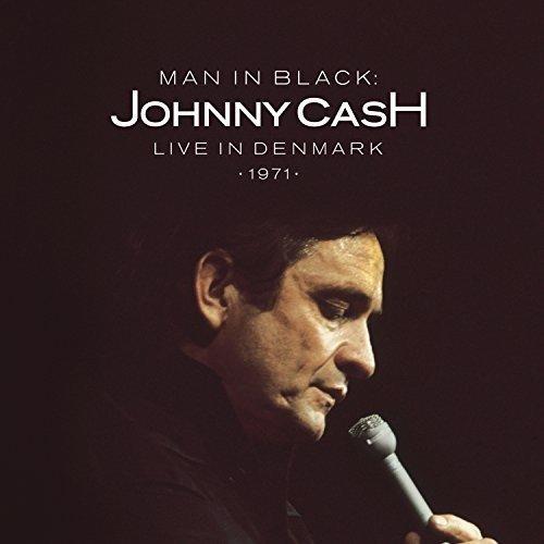 Johnny Cash - Man in Black: Live in Denmark 1971 [CD]
