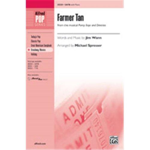 Alfred 00-38253 FARMER TAN-STRX CD