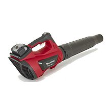 Mountfield 40 Li Cordless Axial Blower, 40 V (2.5 Ah) Battery, 700 W, 50 m/s Max Air Speed, Variable Speed, Battery and Charger Available Separately - Used