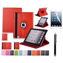 360 Rotation Case Stand For Apple iPad 2 / 3 / 4