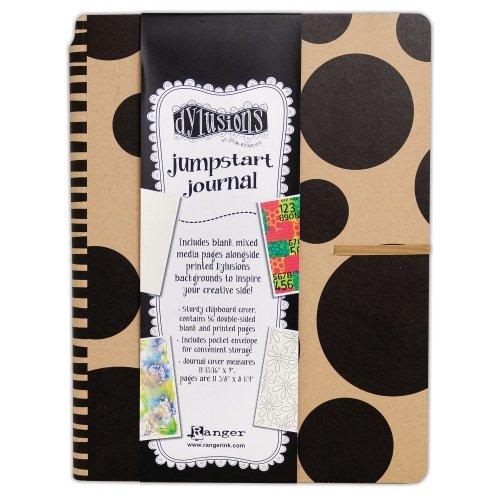 Dyan Reaveley's Dylusions Jumpstart Journal-
