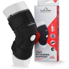 Vulkan Hinged Knee Support Brace Adjustable Sleeve