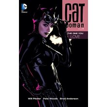 Catwoman: The one you love, Volume 4