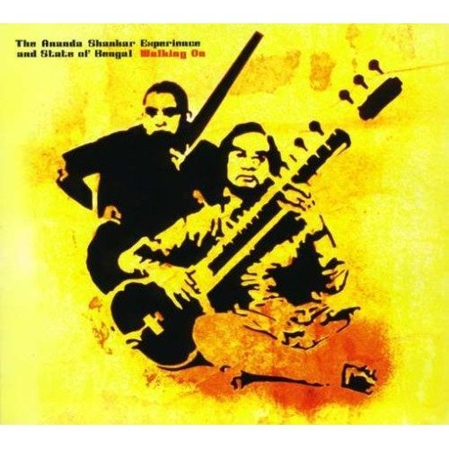The Ananda Shankar Experience and State of Bengal - Walking on [CD]