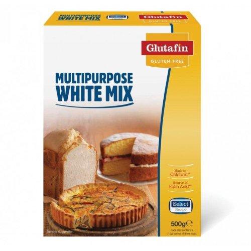 Glutafin Select Gluten Free Multipurpose White Mix 500g