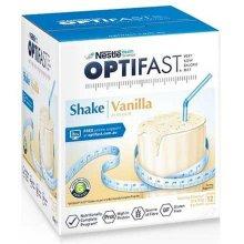 Optifast Milkshake Vanila 54g x 9