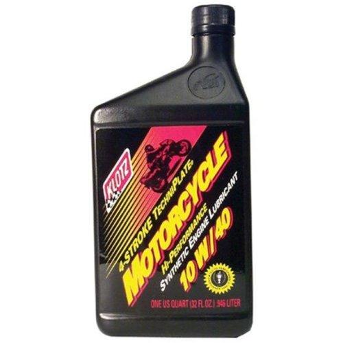 Klotz KL-840-10 1 qt. 10-40 Motorcycle Oil