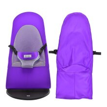 Baby Bouncer Balance Soft Durable Infant Chair Rocking Seat Foldable