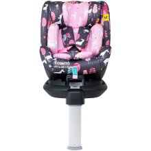 Cosatto All in All I-Rotate Car Seat â Group 0+123, 0-36Kg, 0-12 Years, Isofix, ERF, Multi-Fit - Unicorn Land