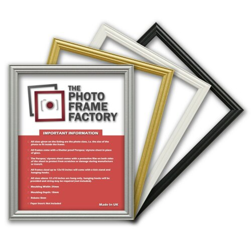 New Antique Traditional Wooden Effects Picture Photo Frames