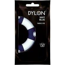 Dylon Hand Wash Fabric Dye Sachet Colour  50g NAVY BLUE PACK OF 2