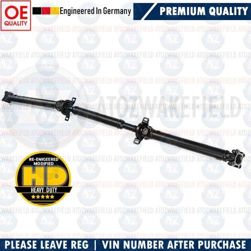 FOR MERCEDES VITO VIANO W639 COMPLETE PROP SHAFT DRIVESHAFT BEARINGS A6394103206