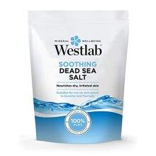 Westlab Soothing Dead Sea Salt 10KG   (Pack of 2 x 5KG)