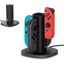 Charger Stand for Nintendo Switch Joy Con Controllers Charging Dock
