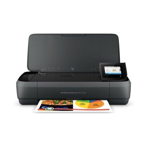 HP OfficeJet 250 Mobile AiO 4800 x 1200DPI Thermal Inkjet A4 10ppm Wi-Fi