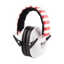 Alpine Ear Muffy Ear Protection for Children, White
