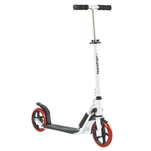 Bopster Sport Pro - Adult Urban Scooter - White
