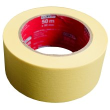 CON:P B22298 50 mm x 50 m Masking tape - Clear