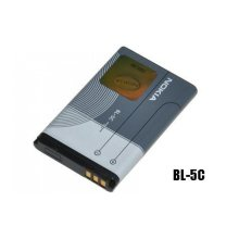 Nokia BL-5C Mobile Phone Battery For C2 01 02 03 06 C1 7600