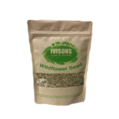 Ivisons Crimson Clover Wildflower Seed Pure Mix
