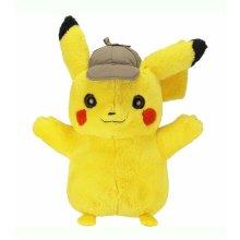 "Pokemon Detective Pikachu 16"" Inch Plush Soft Toy"