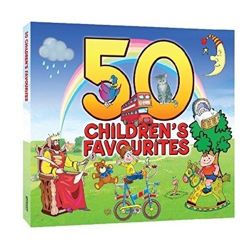 50 Childrens Favourites [CD]