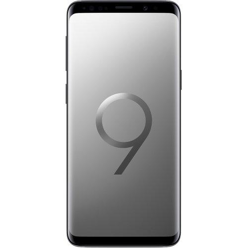 (Unlocked, Titanium Gray) Samsung Galaxy S9 Dual Sim | 64GB | 4GB RAM