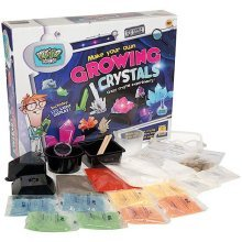 Make Your Own Growing Crystals
