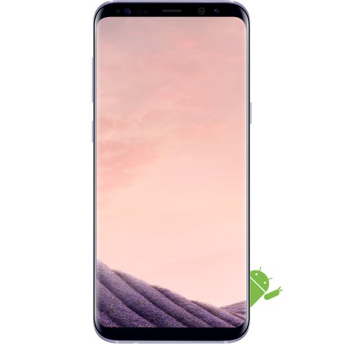 (Unlocked, Orchid Gray) Samsung Galaxy S8+ Single Sim | 64GB | 4GB RAM