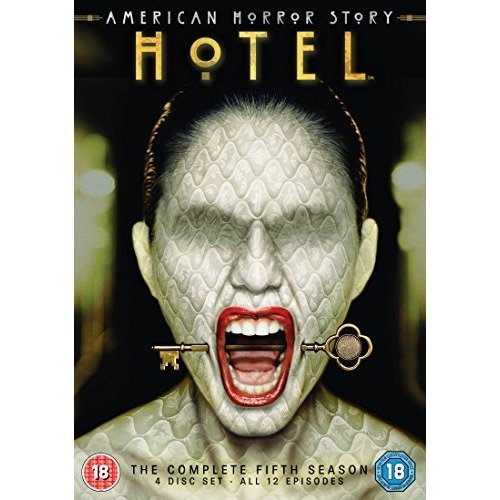 American Horror Story Season 5 - Hotel DVD [2016]