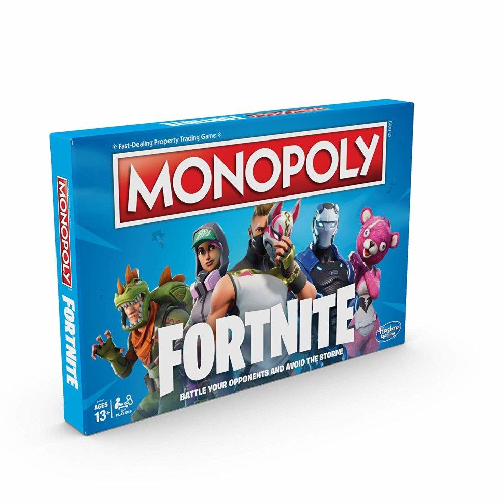 Monopoly - Fortnite Edition Board Game