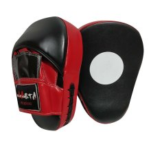 Aasta Boxing Focus Pads Hook & Jab Mitts Thai Kick MMA Training Punch