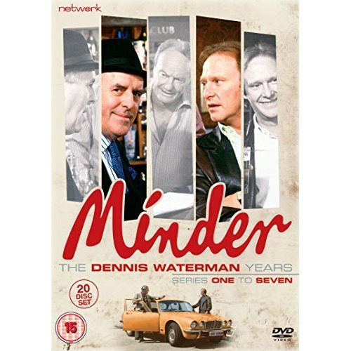Minder - The Dennis Waterman Years DVD [2018]