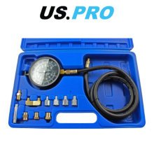 US PRO Auto Transmission Engine Oil Pressure Tester Gearbox Gauge Tool