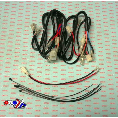 fir Enduro Lighting Kit Replacement Wire Harness Dual Sport Wiring Loom